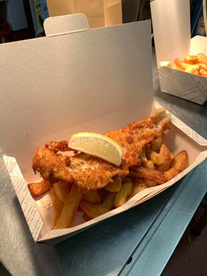 Take Away Fish and Chips