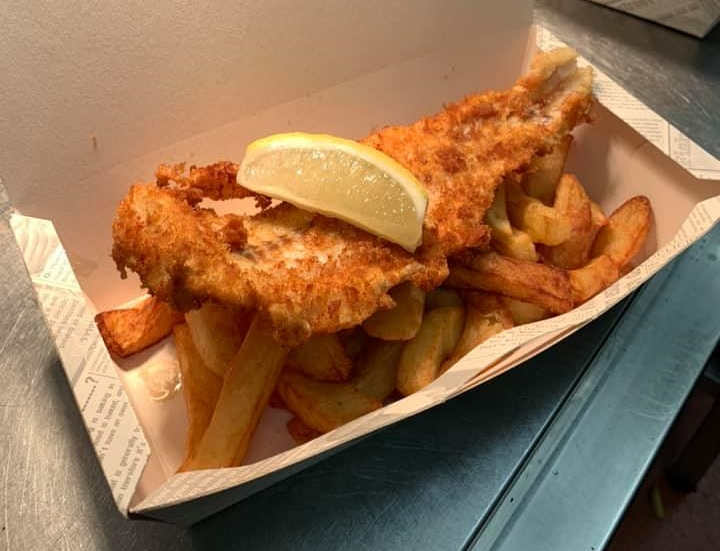 Fish and Chips to takeaway